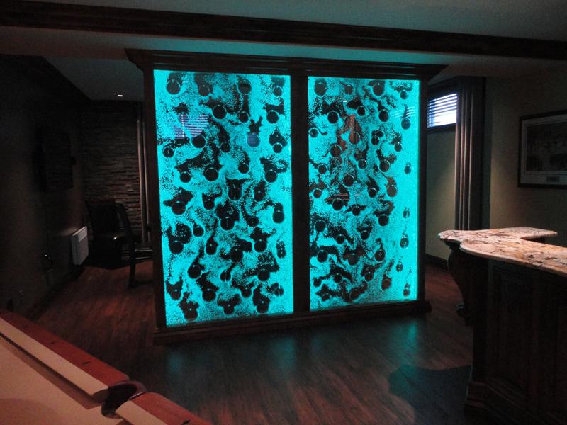 murs de bulles encastr autoportant flottant colonne. Black Bedroom Furniture Sets. Home Design Ideas