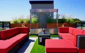 sp cialiste en conception de mur d 39 eau et de bulles au qu bec. Black Bedroom Furniture Sets. Home Design Ideas